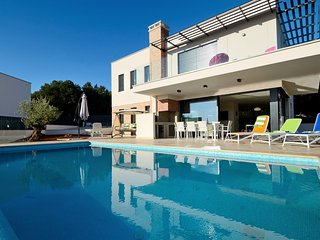 Luxurios villa with wonderful view, on the great location in Vrsar, only 500 m fron the beach