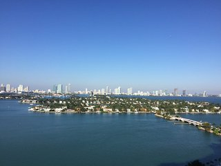 Splendido, moderno appartamento bay view 130mq, Miami Beach