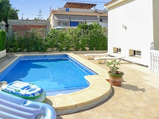 House on Costa Blanca with pool, Calpe