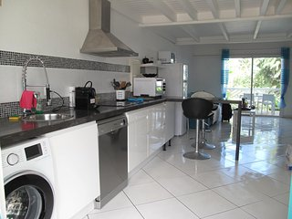 RESIDENCE de la PLAGE #33...apartment/condo in the heart of Orient Bay are just