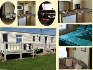 8 Berth Static Caravan