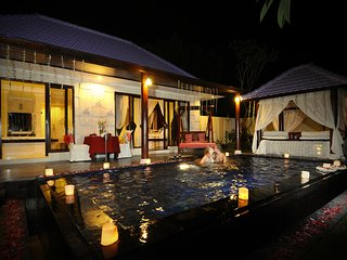 Amazing Private Pool Villa, Kuta