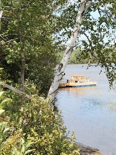 Dining & Sitting floating Dock