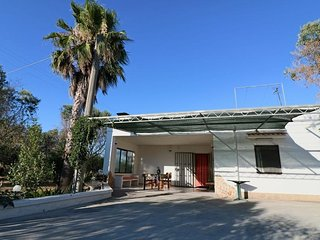 Holiday house Villetta Ulivo in the countryside in Matino Salento a few km from