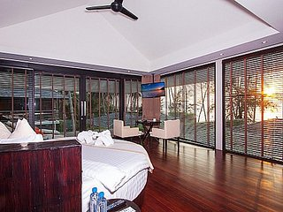 Chic 1 bed ocean view penthouse suite, Ko Samui