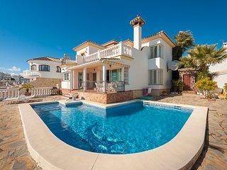 Villa Blanca de Riviera, Mijas