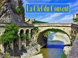La clef du couvent, Vaison-la-Romaine