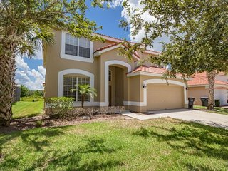 Sleep 14 in this 7-bedroom Aviana Resort vacation home with private pool & spa with a game room., Davenport
