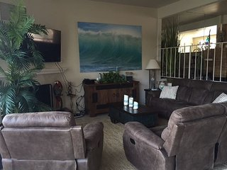 Spacious 3bedroom townhouse in the Del Mar Beach Club complex