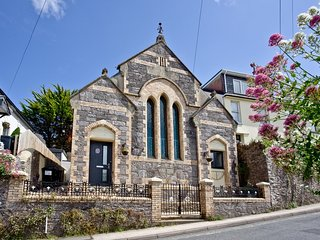 The Old Chapel located in Brixham, Devon