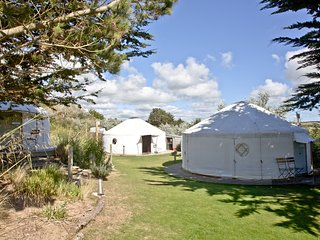 Boscawen, Yurt, The Park  located in Newquay, Cornwall