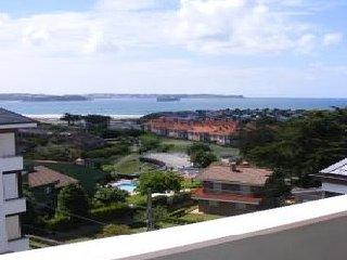 Apartamento con Xarma con vistas surferas, Loredo