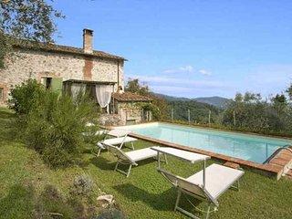 Casa Fiora, Lustignano