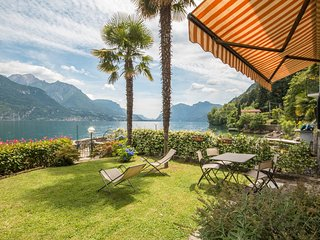 A terrace on the lake!, Oliveto Lario