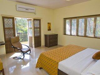 1 Bedroom Apartment with Pool in Sangolda, Sinquerim