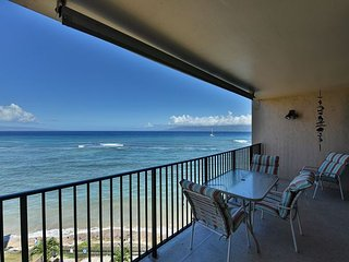 Hololani A701: New Unit! Stunning Oceanfront Views!