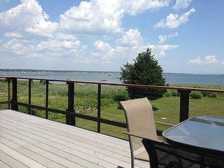 Ocean Front, Private Beach, Harbor & Bay Views