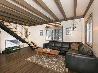 Pineland - 3BR Tahoe City Classic Cabin - Dogs OK