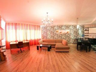 Apartment on Nurly Tau, Almaty