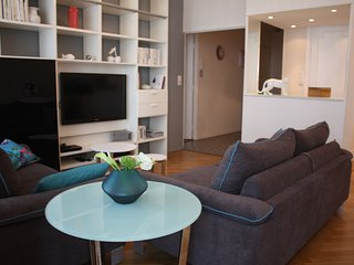 Le Joffre - 2 beds flat, A/C, parking, Wi-Fi, Niza