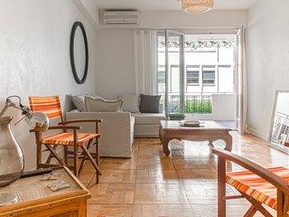 + Terrasse Appartement Nice + A / C 10 min Mer à 5 min, Niza