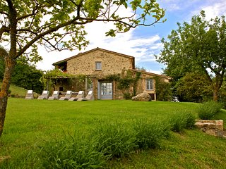 Authentic Tuscan luxury farmhouse