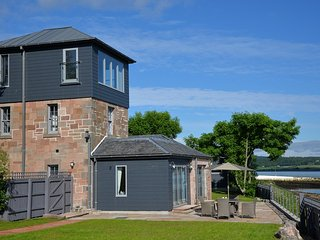 Luxury holiday home in the Highland Capital, Inverness