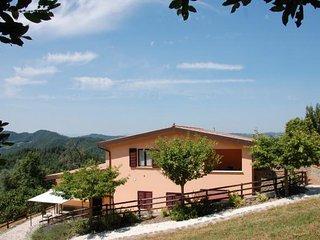 COUNTRY HOUSE CHICIABOCCA APPARTAMENTO TRILOCALE, Apecchio