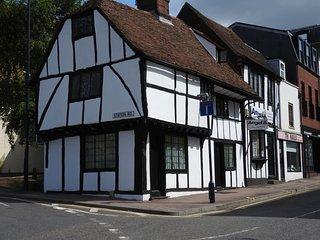 Lovely medieval timber framed cottage, Maidstone