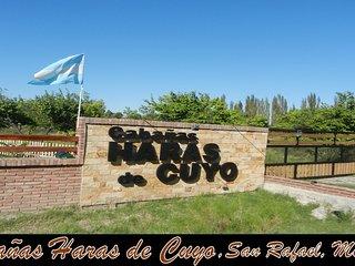 Cabañas Haras de Cuyo