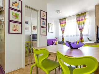 Jazzmin – city center apartment