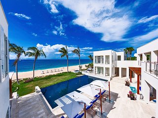 Modern Secluded Resort Style Luxury Villa with Private Beach