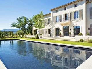 Iconic Sprawling Luxury Villa In South of France with Pool