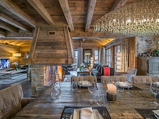 Chalet Maria Courchevel 1850 Luxury Chalet, Saint-Bon-Tarentaise