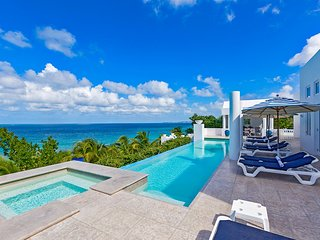 Anguilla Luxury Elements Sea Villa in Long Bay, West End Village