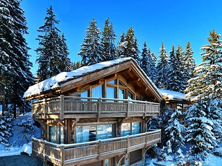 Chalet Eden Courchevel 1850 Luxury Ski Chalet, Saint-Bon-Tarentaise