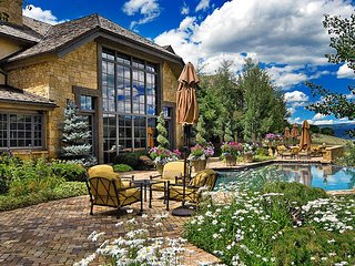 Aspen Sprawling Luxury Villa at Red Mountain