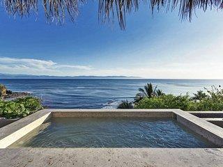 Brazilian Luxury Beachfront Estate in Punta Mita