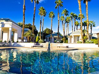 Palm Springs Sprawling Celebrity Equestrian Estate with Lake, La Quinta