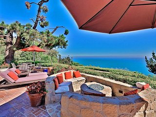 Malibu Mediterranean Luxury Panoramic Ocean View Villa