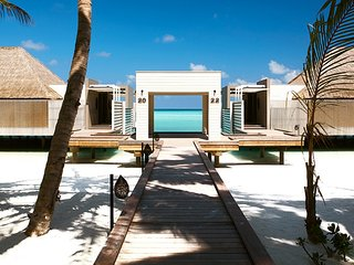 Maldives Luxury Water Villa on Randheli Island