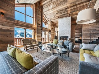 Aspen Lodge Penthouse Luxury Ski Chalet, Meribel