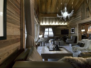 Courchevel 1850 Grand Luxury Chalet, Saint-Bon-Tarentaise