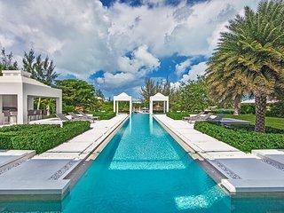 Ultra Modern Luxury Villa in Leeward on Turks and Caicos