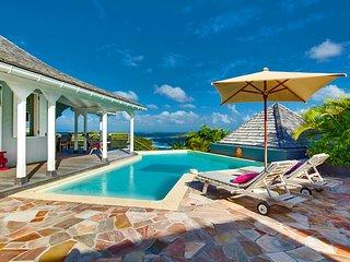 Villa Lagon Bleu St Barts Luxury Villa Rental