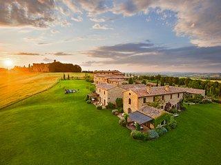 Borgo Finocchieto Tuscany Italy Luxury Estate, Buonconvento
