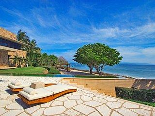 Luxury Beachfront Modern Architectural Masterpiece, Punta de Mita