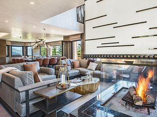 Chalet Perce Neige Luxury Rental in Courchevel 1850, Saint-Bon-Tarentaise