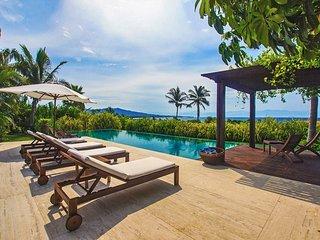 Ocean View Luxury Villa Sanctuary in Lagos Del Mar, Punta de Mita