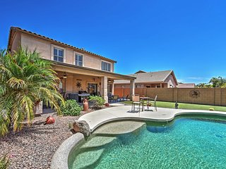 Gorgeous 4BR Surprise House w/Private Pool!